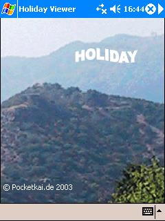 Feiertage-Holiday Viewer