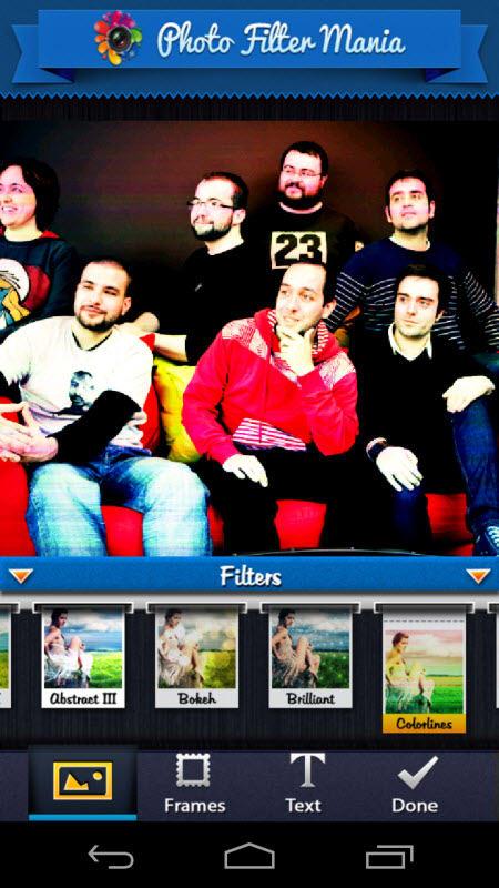Photo Filter Mania
