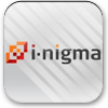 i-nigma QR Code, Data Matrix and 1D barcode reader