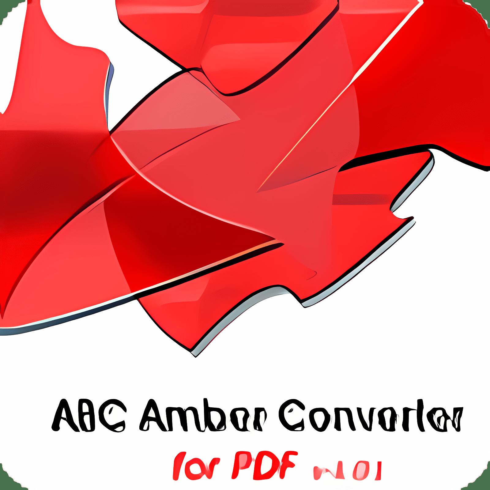 ABC Amber PDF Converter