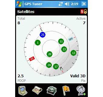 GPS Tuner