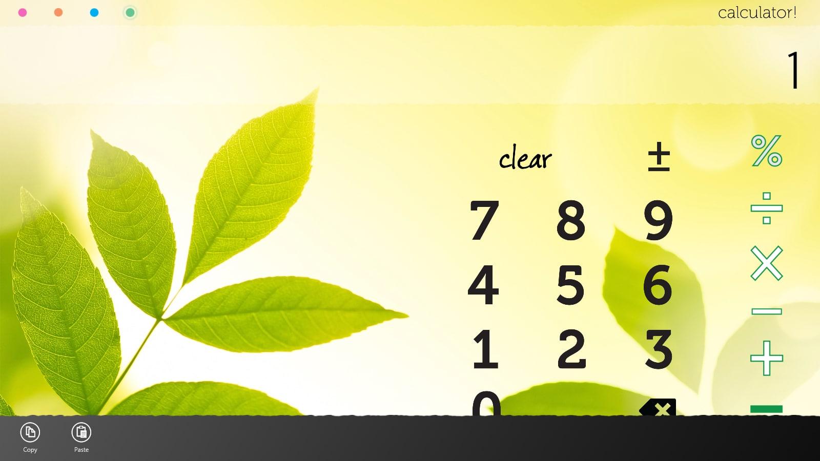 Calculatrice Gratuite pour Windows 10