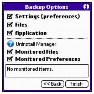 OnGuard Backup