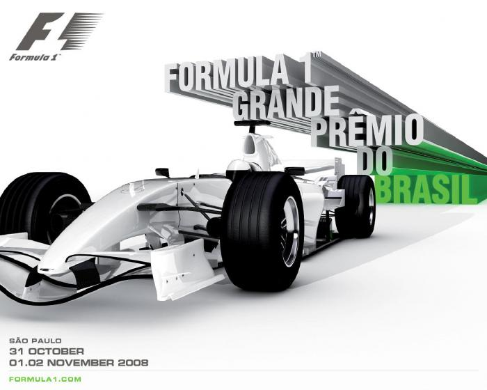 F1 Brazil 2008