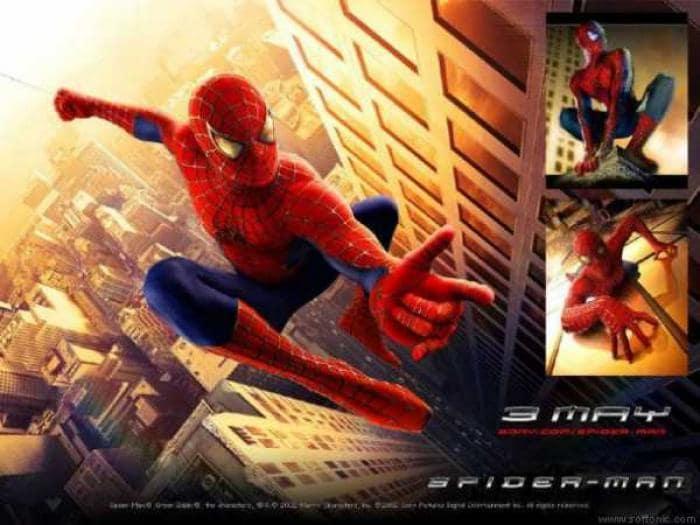 Spider-Man (movie) Desktop Theme