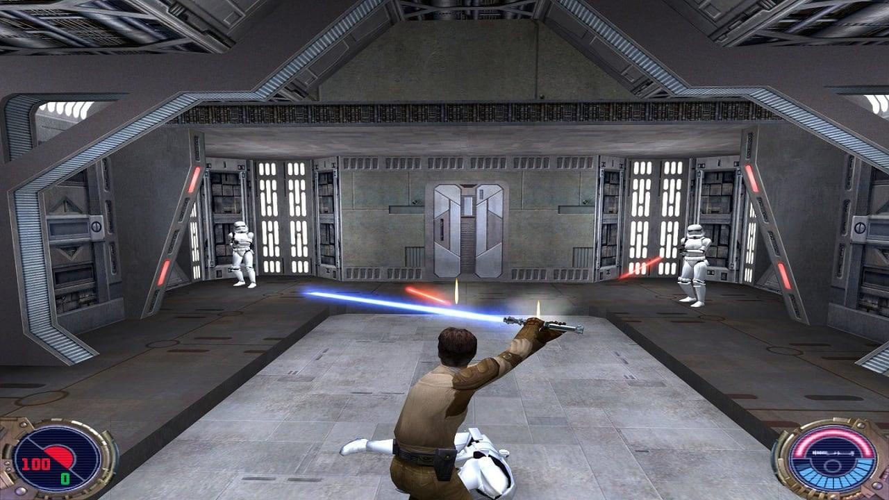 Star Wars: Jedi Knight II