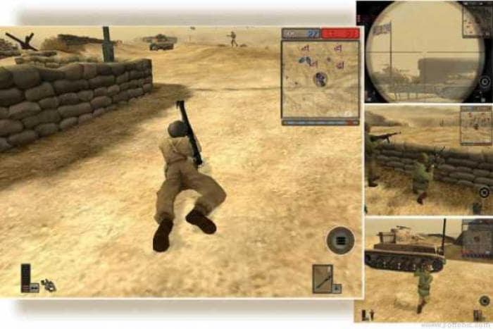 Battlefield 1942 Single-player Demo