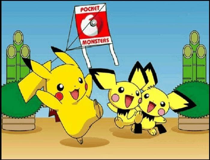 Pokemon Screensaver