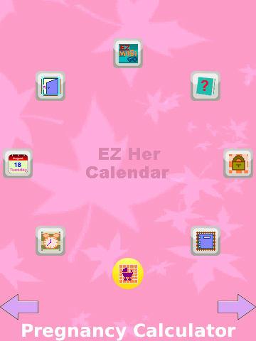 EZ Her Calendar