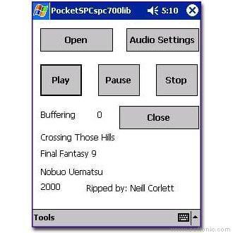 PocketPSF Alpha