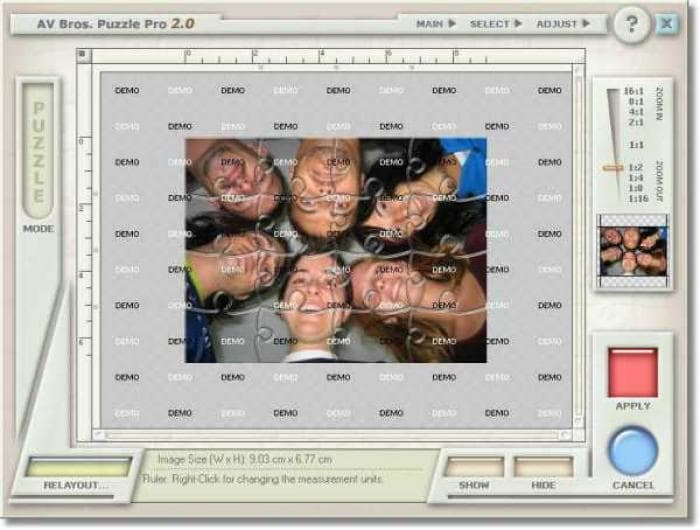 AV Bros Puzzle