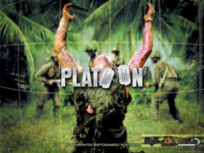 Platoon Wallpaper