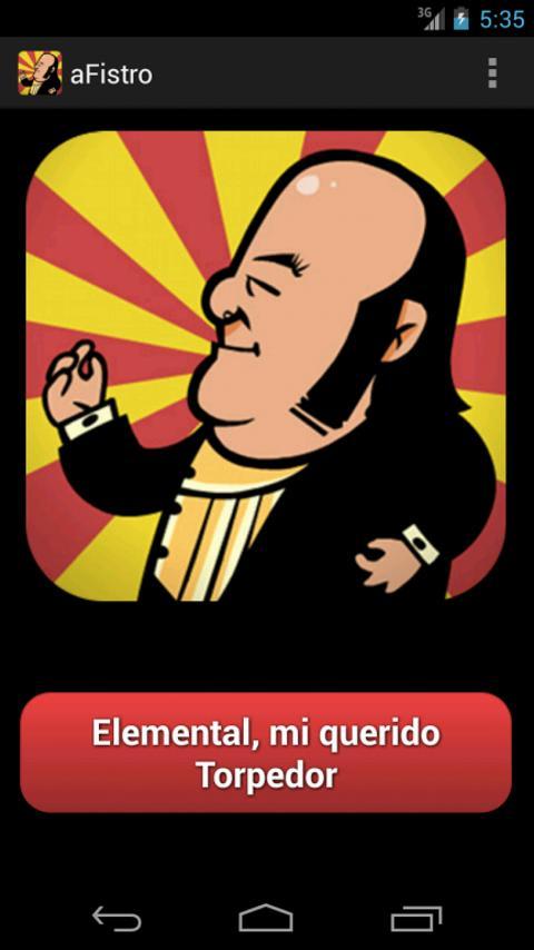 aFistro - Sonidos de Chiquito
