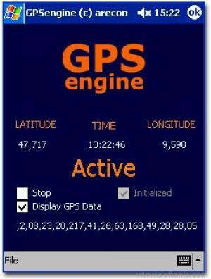 GPSengine