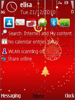 Merry Xmas Theme