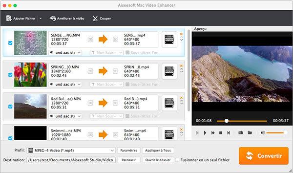 Aiseesoft Mac Video Enhancer