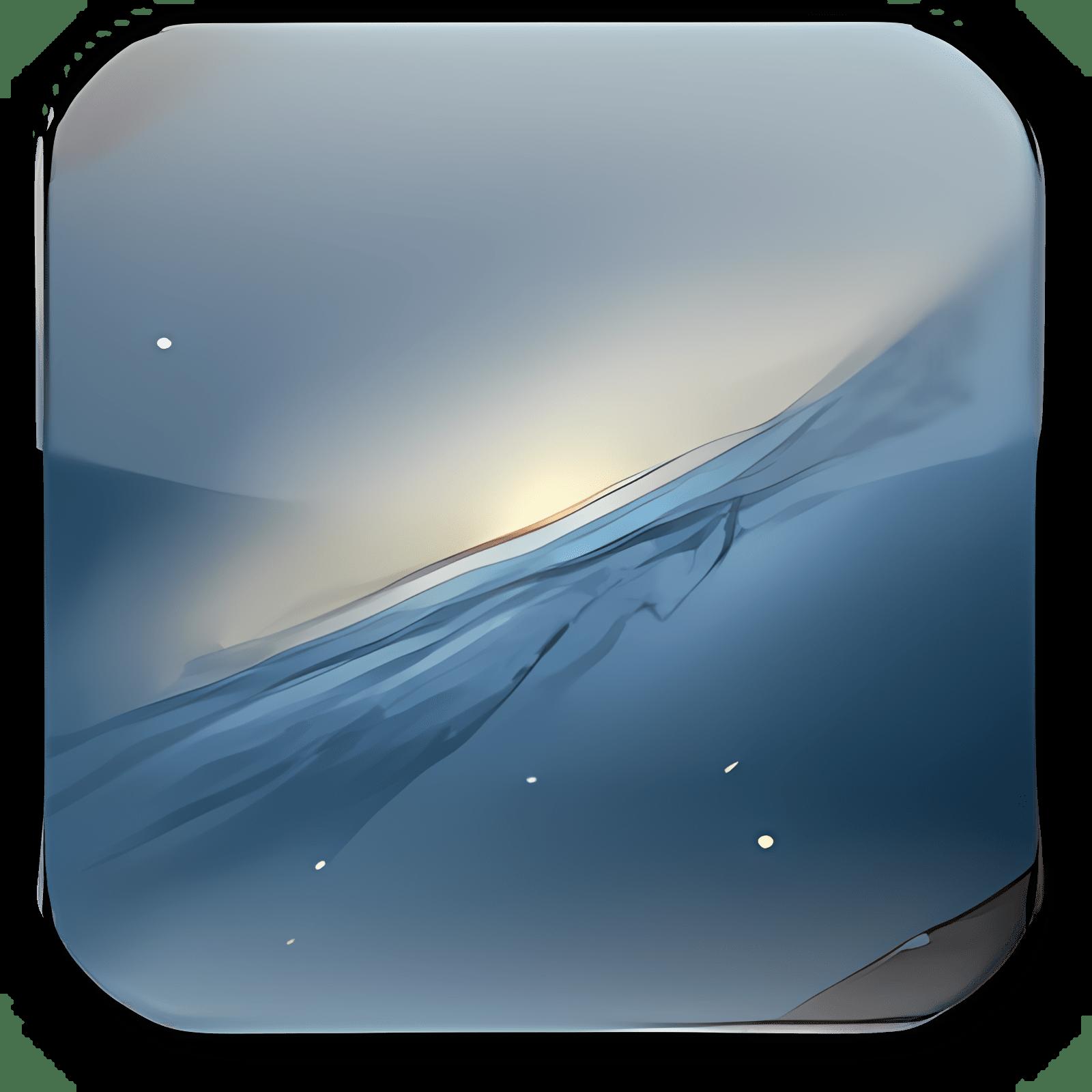 Fond d'écran Mountain Lion Galaxy