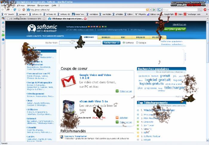3D Desktop Zombies! Screen Saver