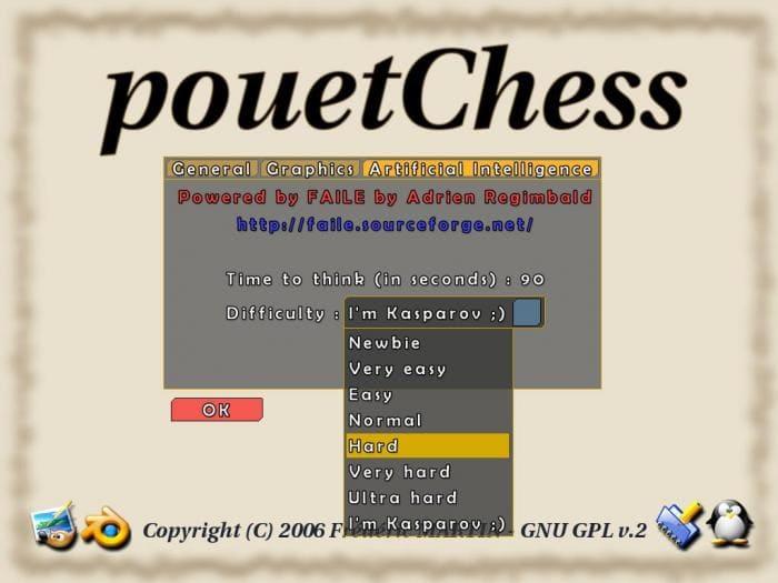 Portable PouetChess