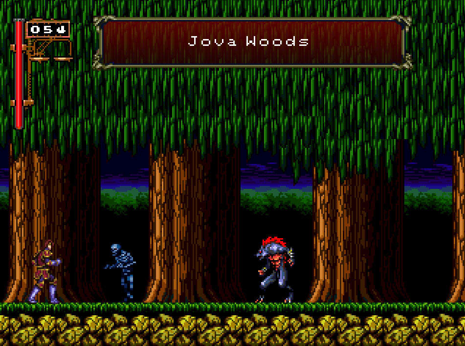 Castlevania II: Simon's Quest Revamped