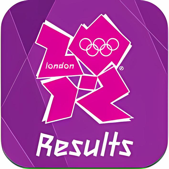 公式London2012結果アプリ(London 2012:Official Results App for the Olympic and Paralympic Games)