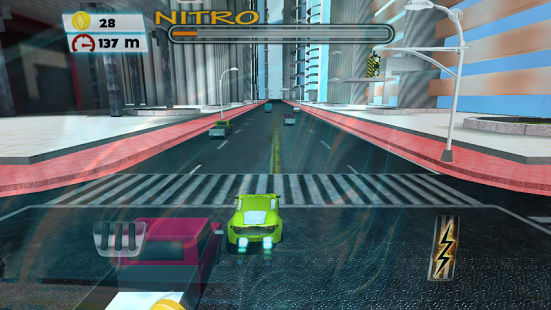 Traffic Racer Turbo