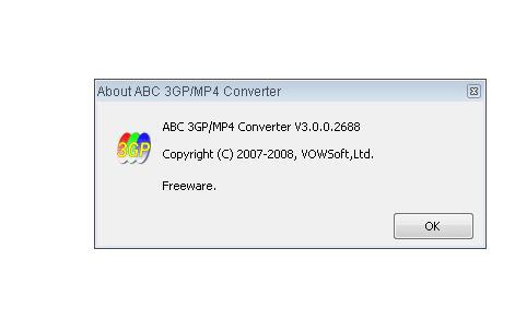 ABC 3GP/MP4 Converter