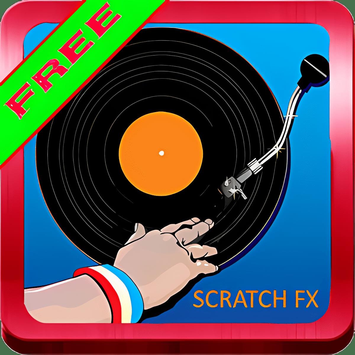 Tocadiscos DJ SFX Sounds