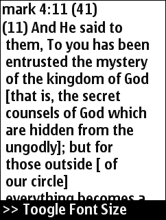 English Amplified Bible