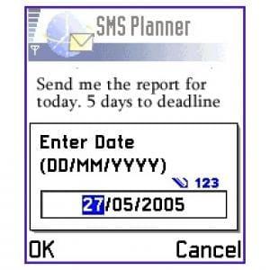 AGLAYA SMS Planner (S60)