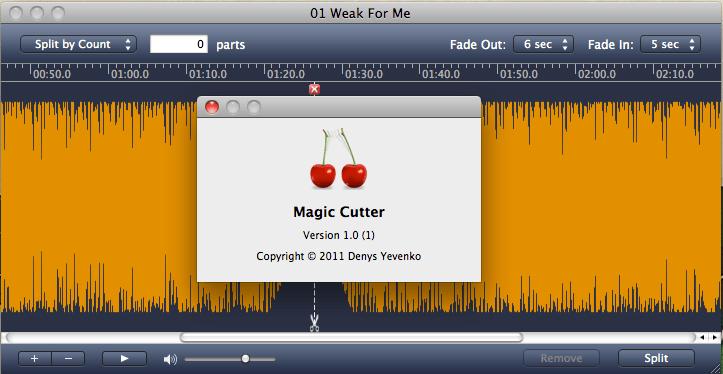 Magic Cutter
