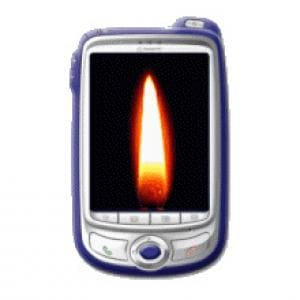 Inmobile Lighter