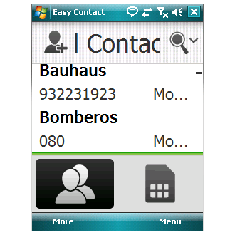 Easy Contact