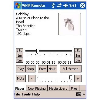 Simbolic WMP Remote