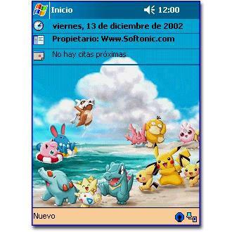Pokemon - Beach Theme