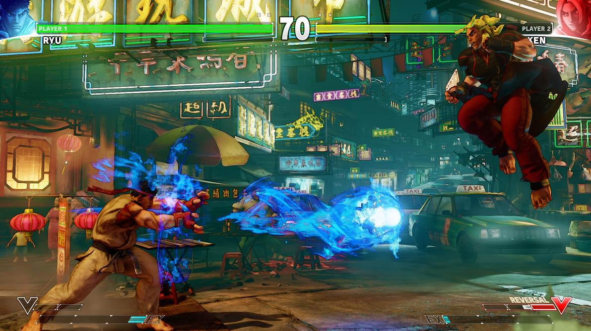 Street Fighter V: Arcade Edition