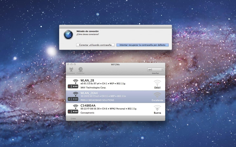 WiFi2Me