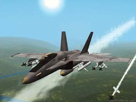 F/A-18 Korea Gold demo