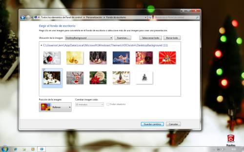 Windows 7 Christmas Theme