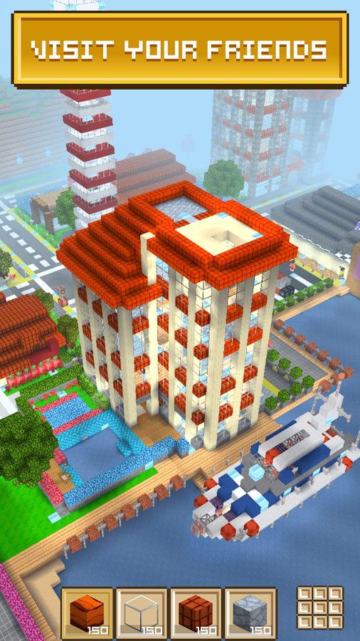 Block Craft 3D : Building Simulator Game for free