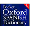 MSDict Pocket Oxford Spanish Dictionary