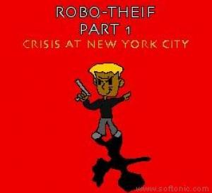 Robo-Thief: Crisis at New York City