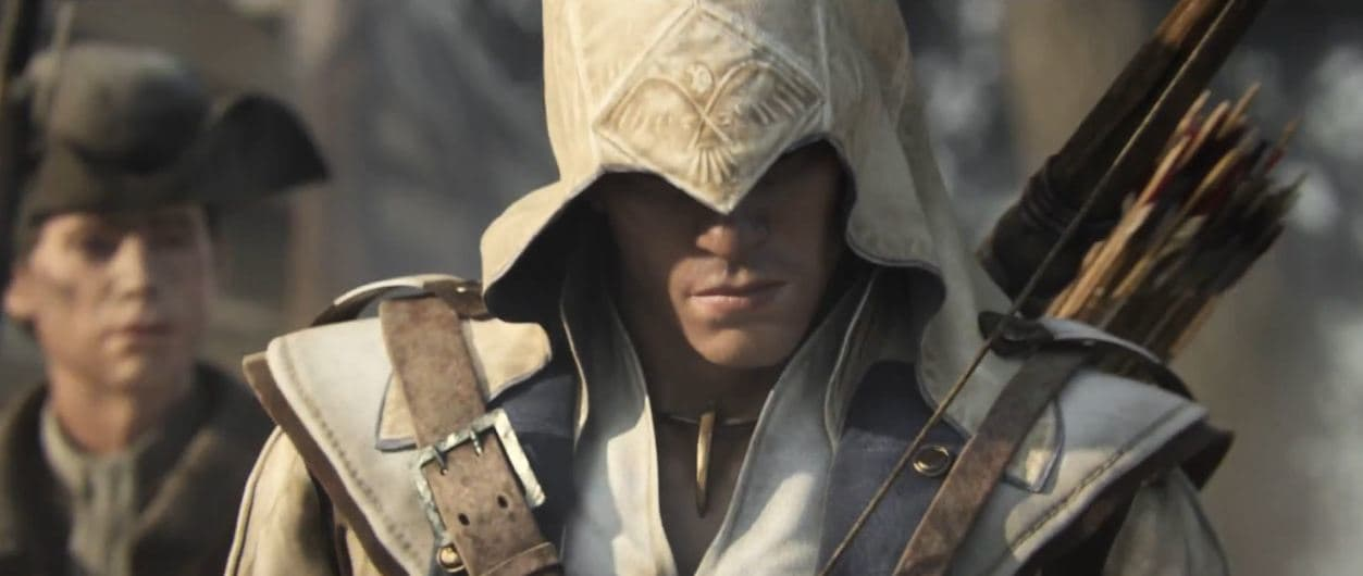 Assassin's Creed 3 Trailer