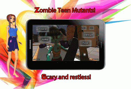 Zombis Urban 3D Shooter