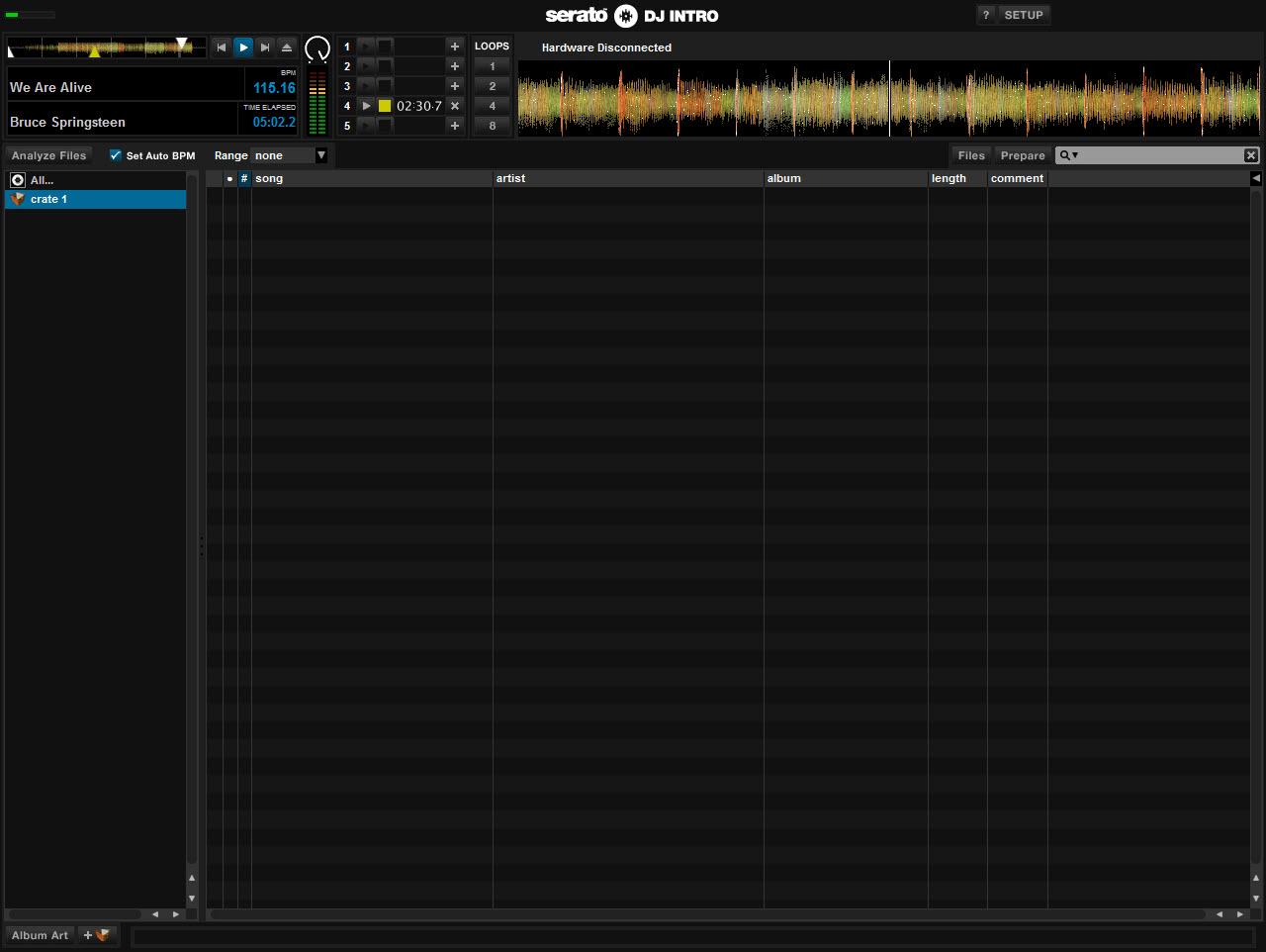 Serato DJ Intro
