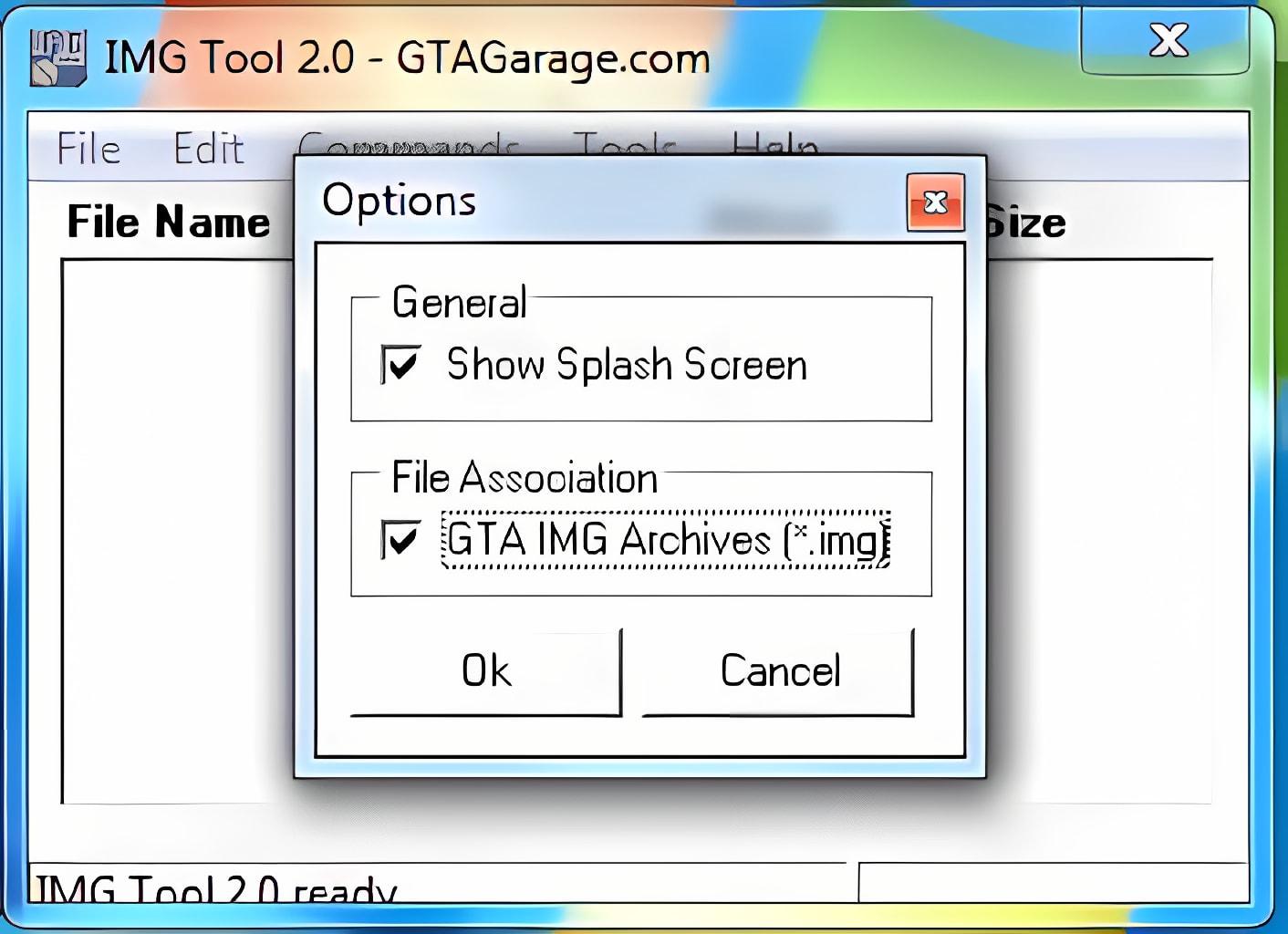IMG Tool