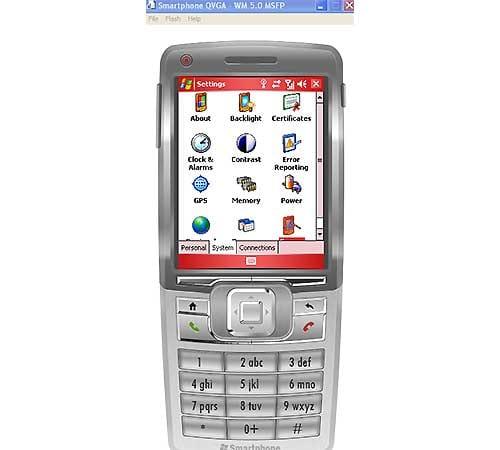 Microsoft Device Emulator