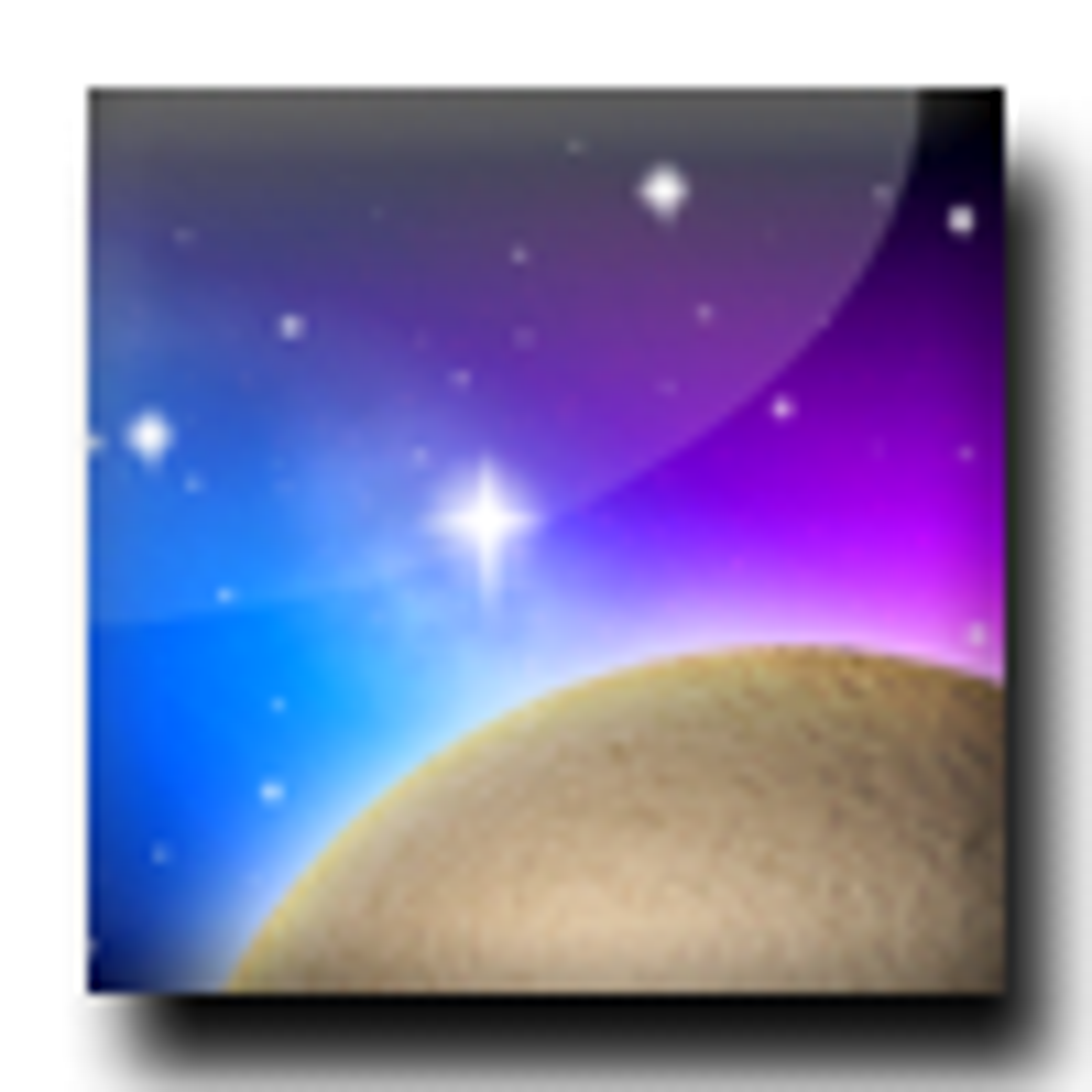 Animated Desktop Wallpaper Starfield