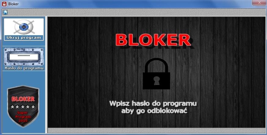 Bloker