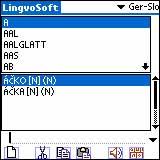 LingvoSoft Dictionary 2006 Deutsch-Slovakisch